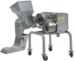 Food dicing machines: DiversaCut Sprint® Dicer