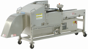 Food dicing machines: Model M6 Dicer