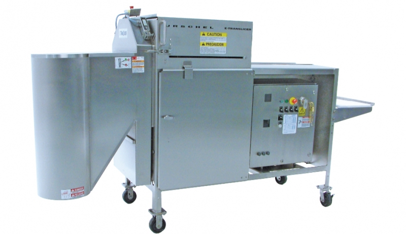 Food slicing machines: E TranSlicer® Cutter