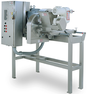 Food Processing Machines: Comitrol® Processor Model 9300 with Feeder