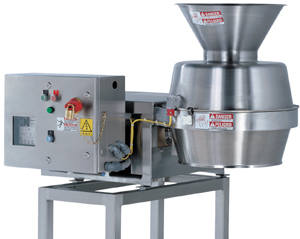 Food Shredding Machines: Model CC-D Shredder
