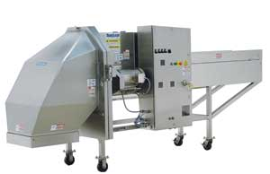 Food slicing machines: TranSlicer® 2510 Cutter