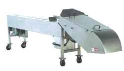 Food slicing machines: Model OC with MicroSlice® Wheel