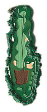 Hole 2 - <i>Par 4 &#9830; 453 yards</i>
