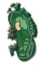 Hole 11 - <i>Par 3 &#9830; 185 yards</i>