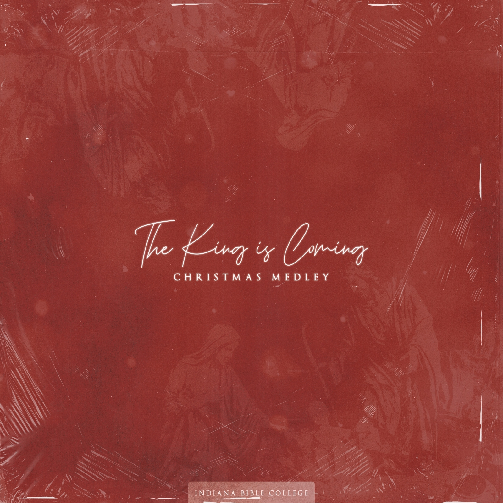 The King is Coming (Single)