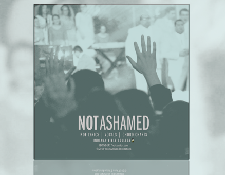 Not Ashamed Download