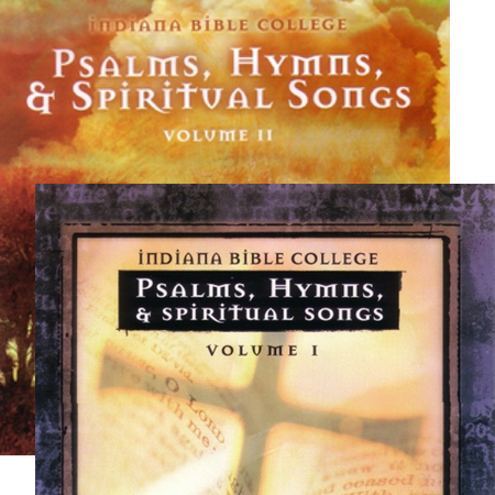 Psalms Hyms Spiritual Songs 2-CD Bundle