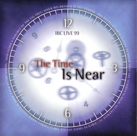 Time is Near (CD)