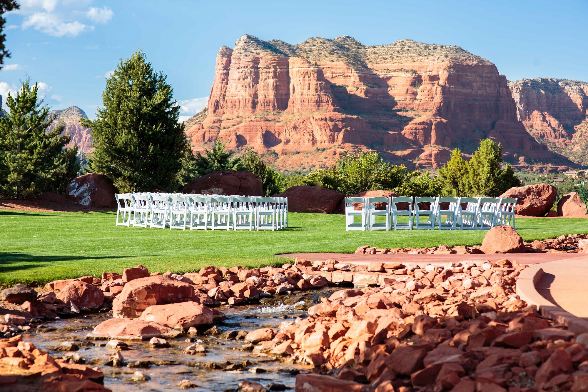 Sedona Wedding Venues.Sedona Golf Resort Sedona Wedding Venue
