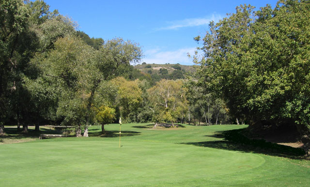 Willow Park Golf Course