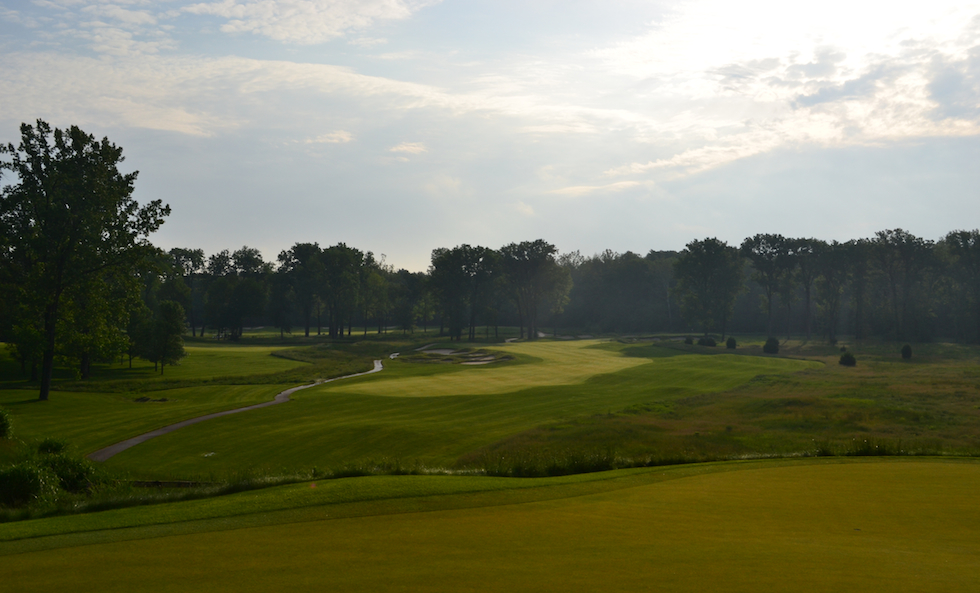 Wolf Run Golf Club