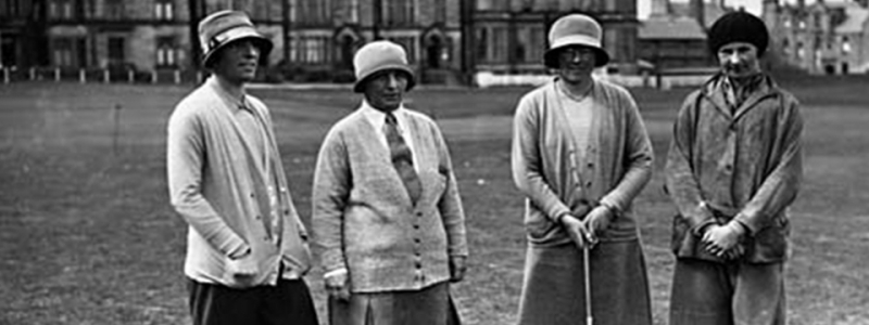 Pioneering Women in Golf