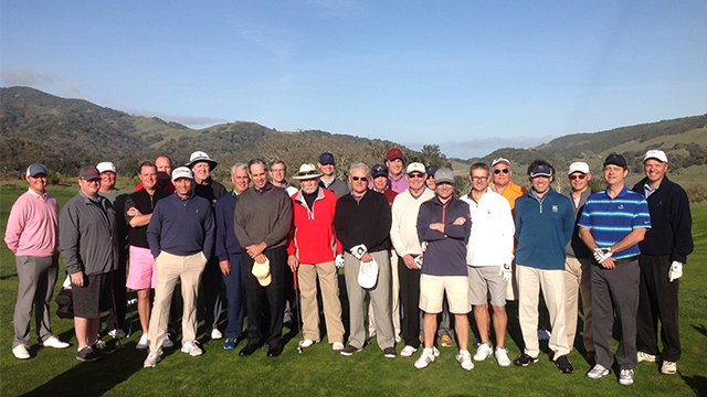 WPGC Members at Pebble Beach