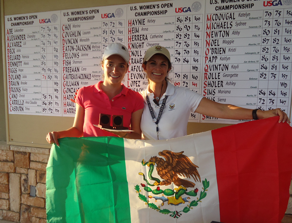 Gabriela Lopez wins USGA U.S. Women's Open Championship Sectional Qualifer