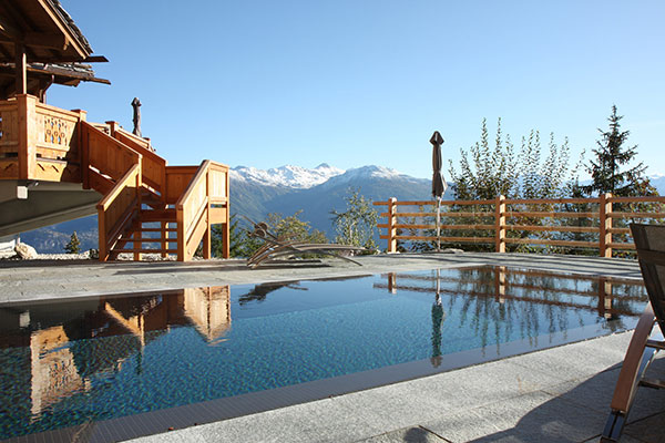 Le Crans Hotel & Spa