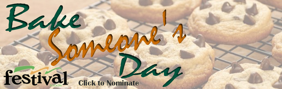 Bake Someone's Day!