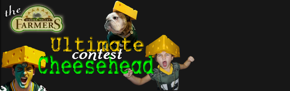 Ultimate Cheesehead Contest 2017