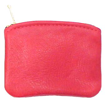 4 in. Zip Coin Pouch