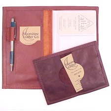 Business Card Holders and Portfolios