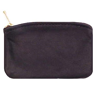 5 in. Zip Coin Pouch
