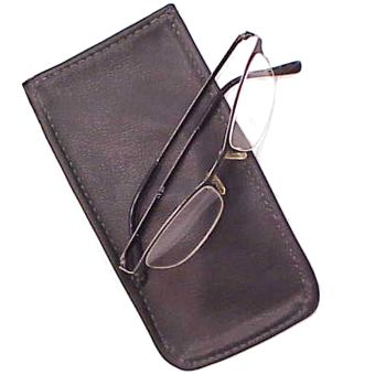 Basic Eyeglass Case-Narrow