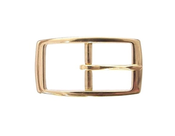 Brass Rectangle<BR>3/4""