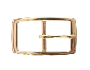 Brass Rectangle<BR>1""