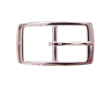 Silver Rectangle<BR>1""