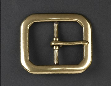 Antique Brass Clipped Corner<BR>1 1/2""