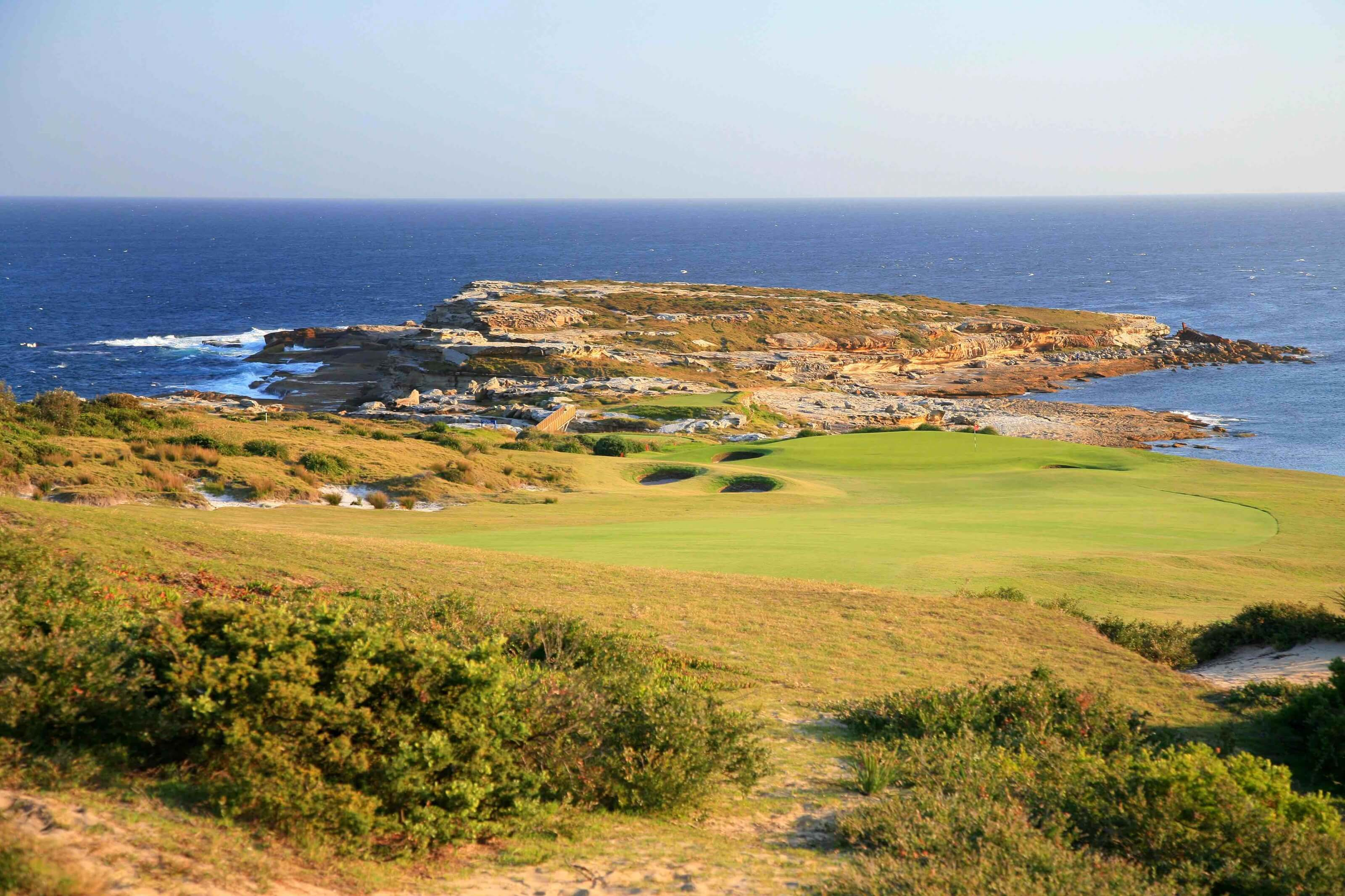 Great Golf Down Under!  In Sydney, Melbourne & Tasmania
