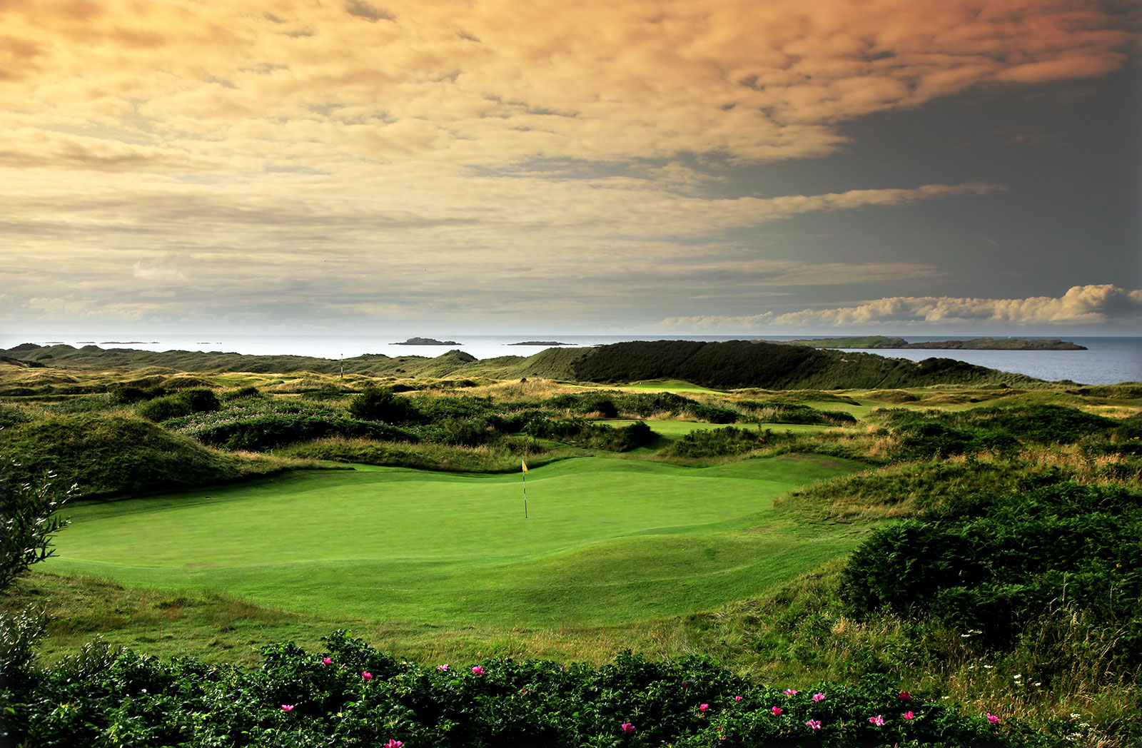 The Open returning to Northern Ireland was a Roaring Success!  Book your Irish Adventure now!