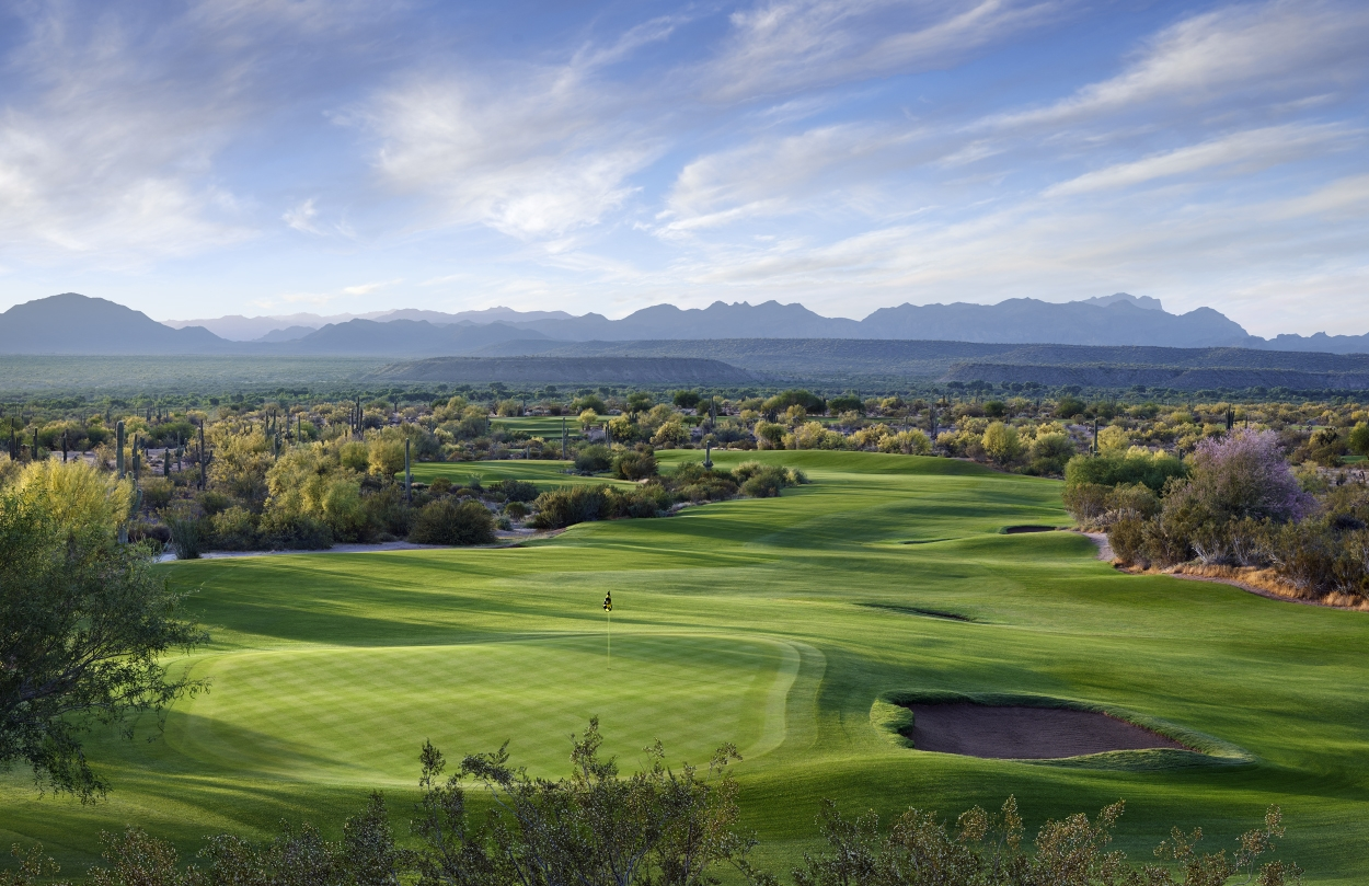 Scottsdale Arizona - a Golf Meca in the Desert!