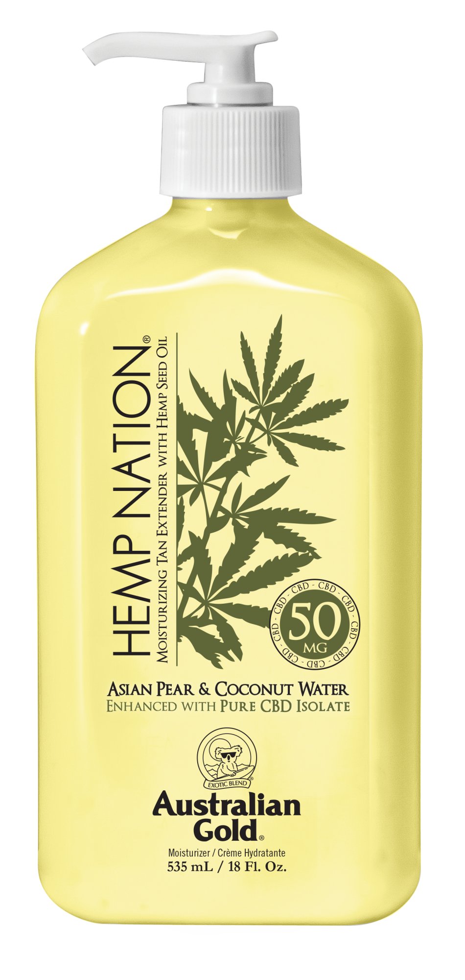 Hemp Nation® Hemp Skin Serum