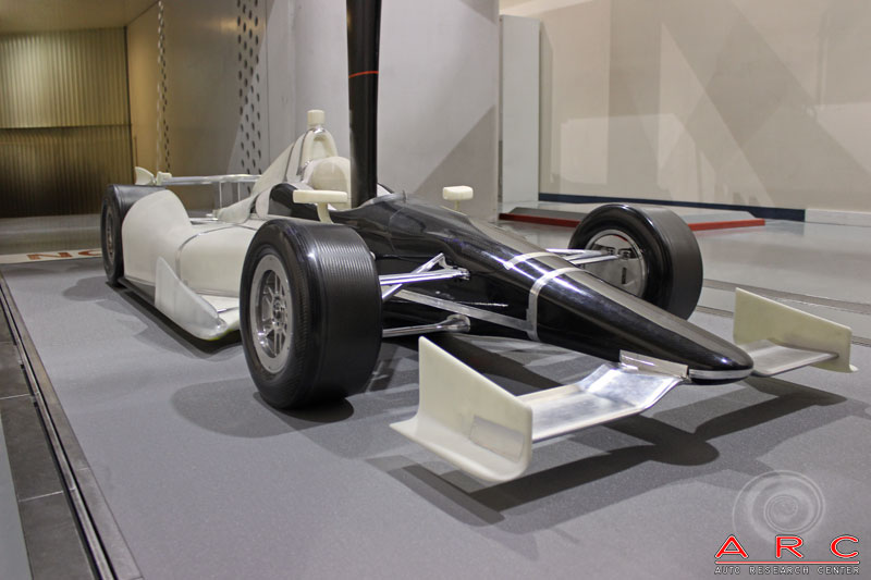 Auto Research Center ARC Indy Indycar DW12 Scale Wind Tunnel Model