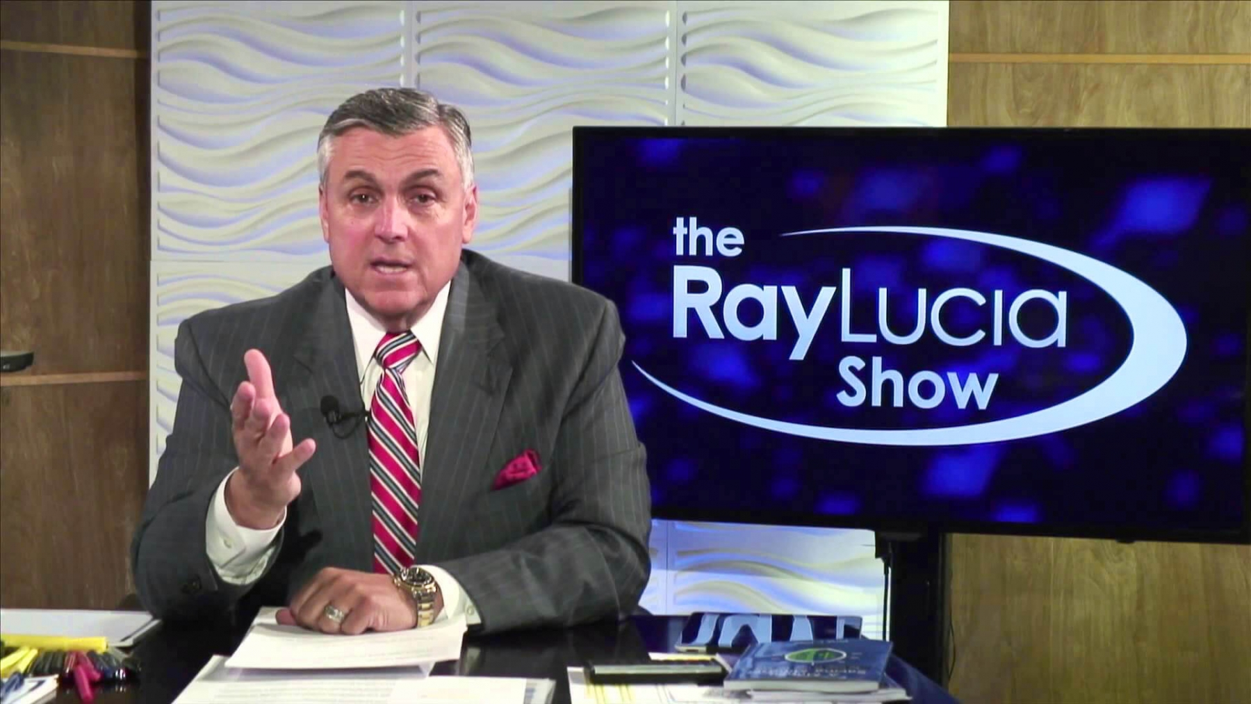 The Ray Lucia Show