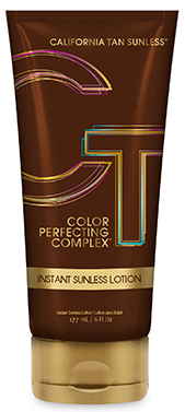 Color Perfecting Complex® Instant Sunless Lotion