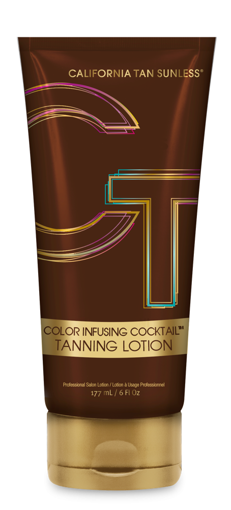 Color Infusing Cocktail� Tanning Lotion