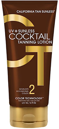 Color Perfecting Complex® Dark Clear Instant Sunless Solution