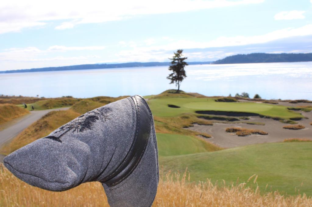 Lone Fir Putter Headcover - Blade