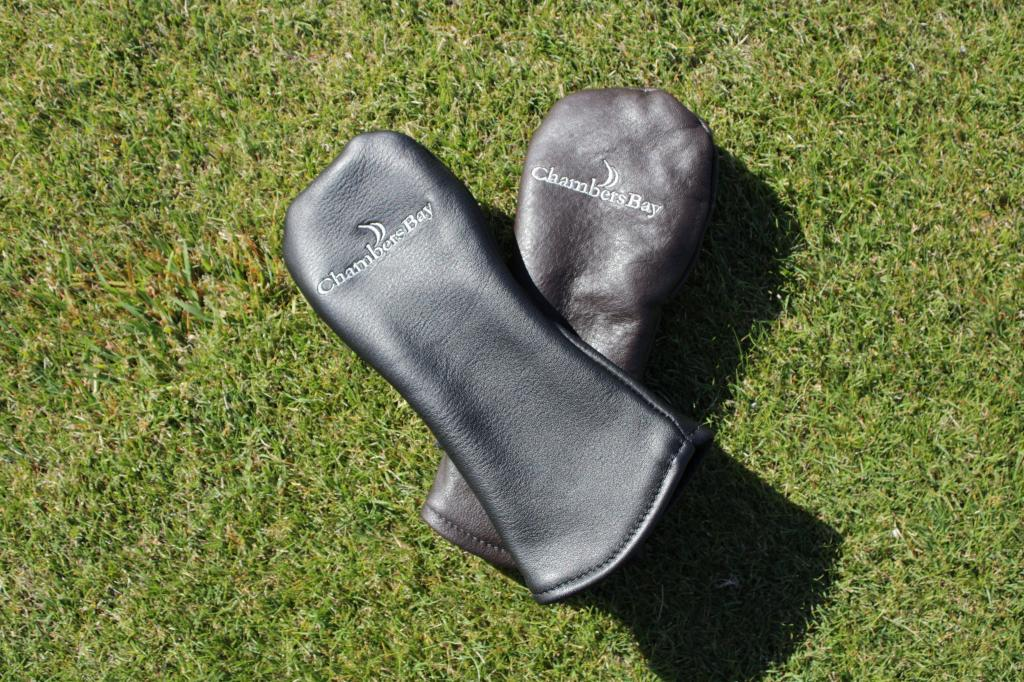 Seamus Leather Hybrid Headcover