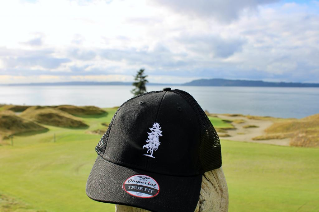 Lone Fir Logo Hat
