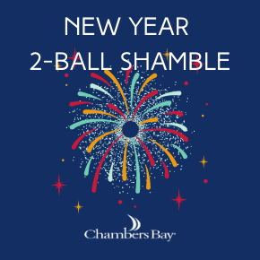 New Year 2-Ball Shamble - SOLD OUT