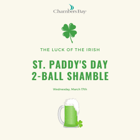 St. Patricks Day 2-Ball Shamble