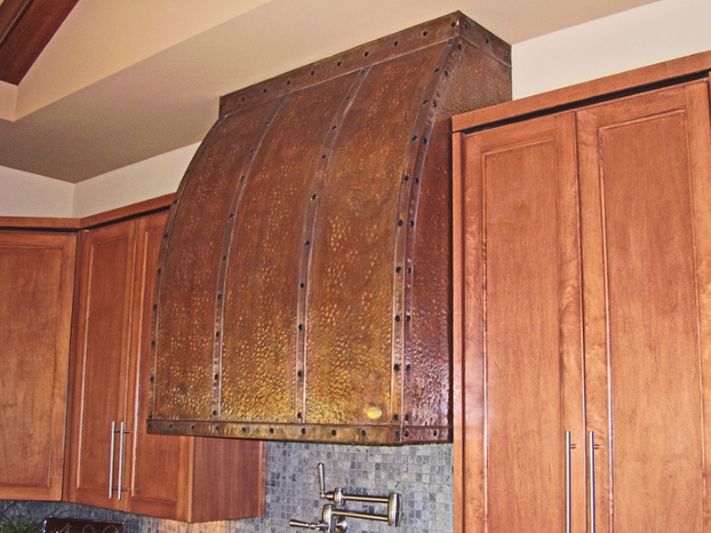 RH 1.6 Copper Range Hood