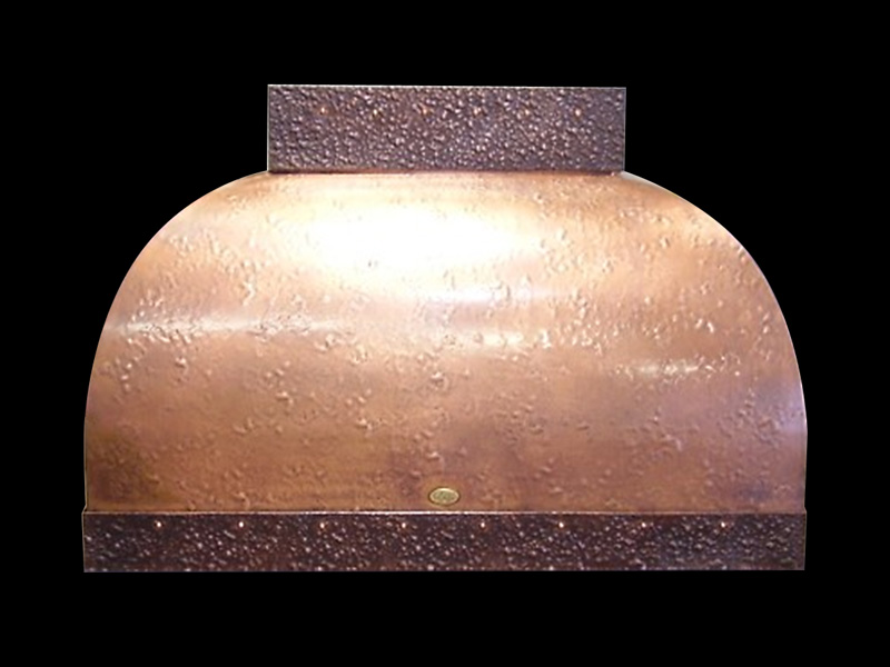 RH 1.3 Copper Range Hood