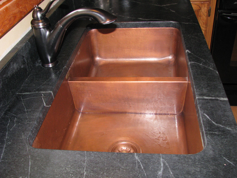 handbook b s kitchen buyers guide buyer sinkology adams wg the farmhouse sink copper