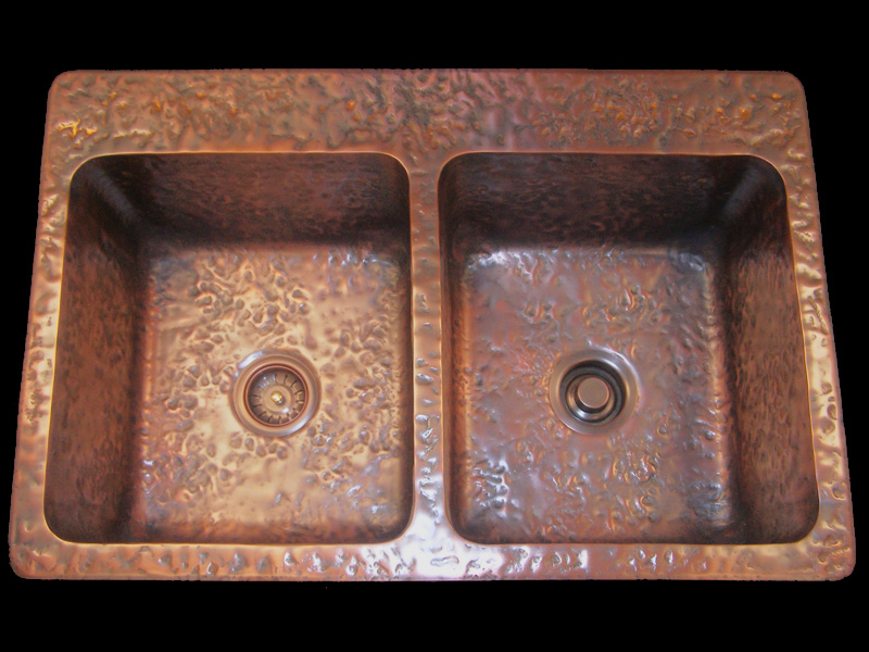 Copper Kitchen Sinks Signature Kitchen Copper Sink - Circle City ...