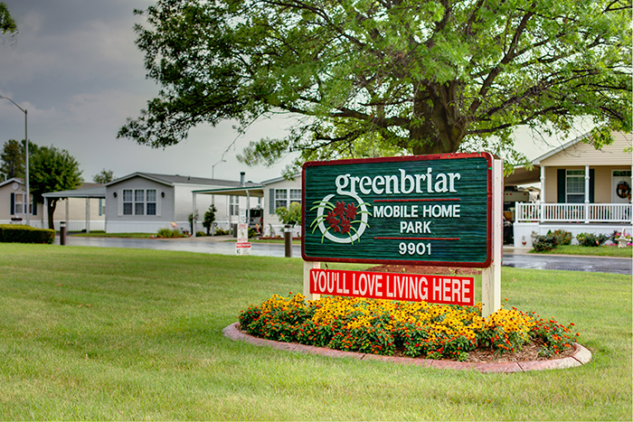Greenbriar Community Indianapolis - Cohron's Manufactured Homes