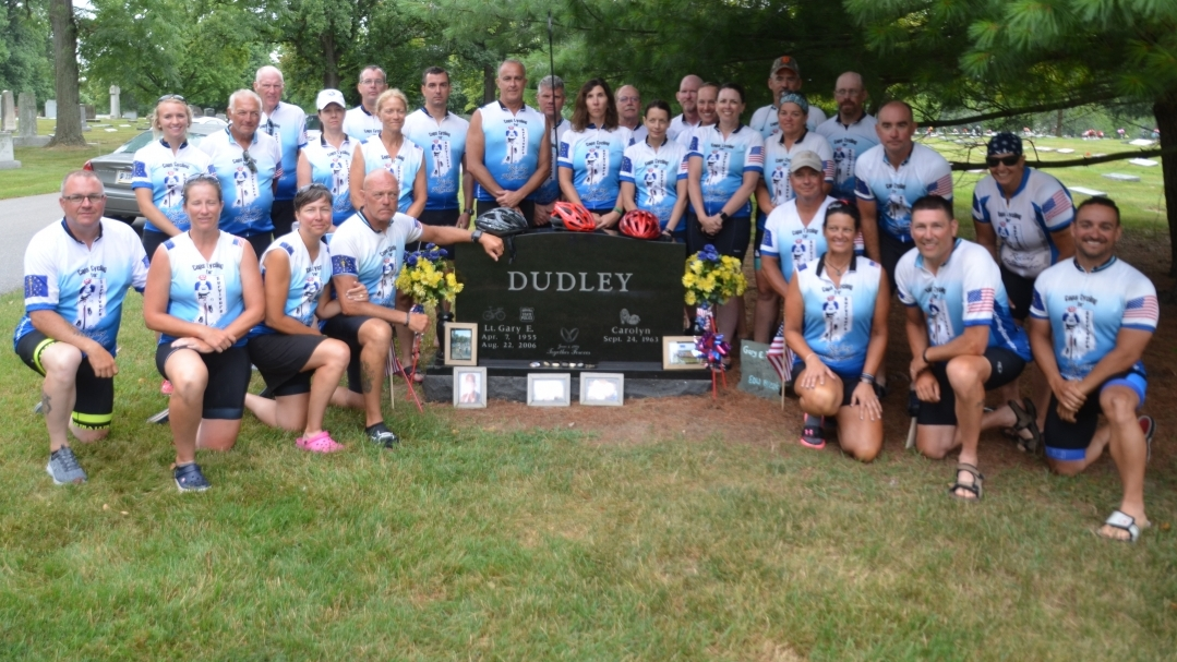 Cops Cycling for Survivors